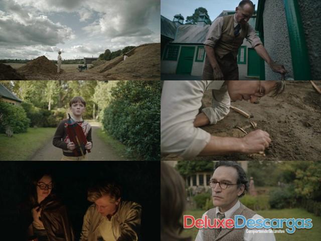 La excavación [The Dig] (2021) Full HD 720p-1080p Latino