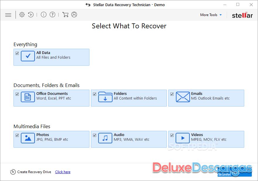Stellar Phoenix Windows Data Recovery Technician 24