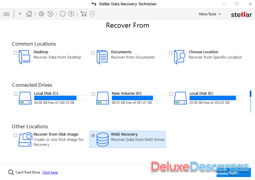 stellar data recovery technician windows.master