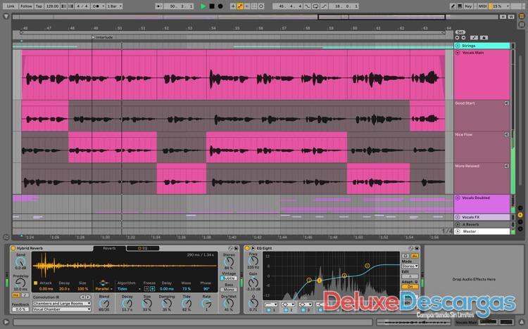 Ableton Live Suite Versión 11.0.0 Full Español